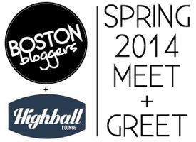 Boston Bloggers Spring Meet + Greet