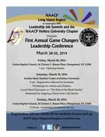 NAACP Long Island Game Changers Leadership Summit