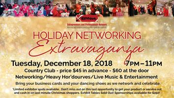 EPNET Holiday Networking Extravaganza 2018