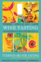 Spring Wine Tasting Event - Tuesdays are for Tasting