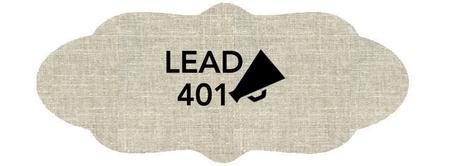 LEAD 401
