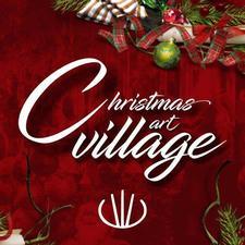 Christmas Art Village logo