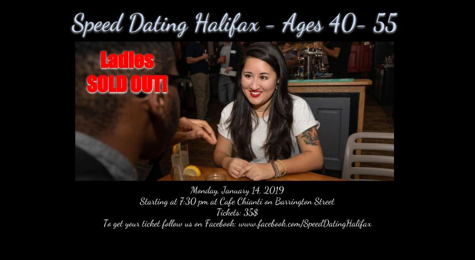 halifax speed dating events
