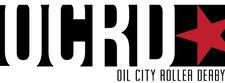 Oil City Roller Derby  logo