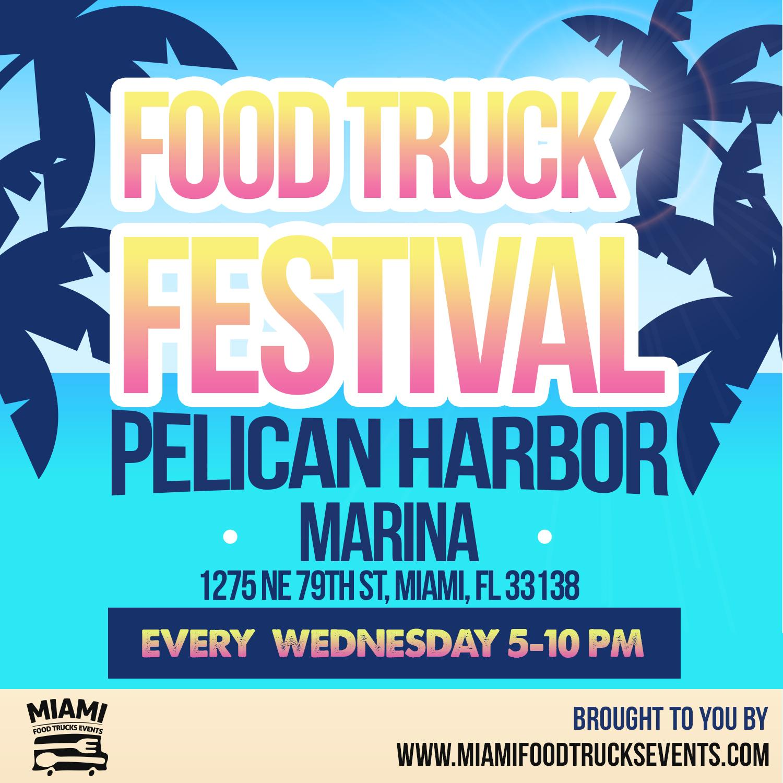 Food Trucks Wednesdays Festival north bay village