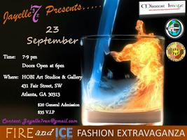 Fire & Ice Fashion Extravaganza