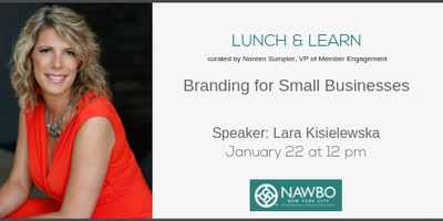 January Lunch & Learn: Branding for Small Businesses