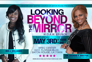 """Looking Beyond the Mirror"" W.O.A.M. Brunch"