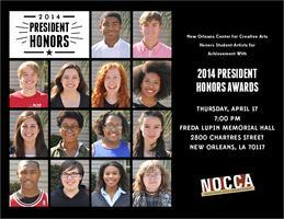 President Honors 2014