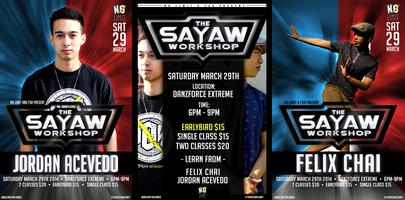 NØL & FSA Present: The Sayaw Workshop