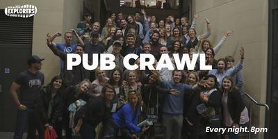 The Edinburgh Pub Crawl