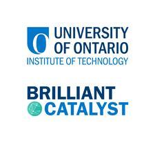 BRILLIANT | CATALYST @ UOIT logo
