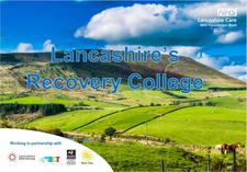 Lancashire's Recovery College logo