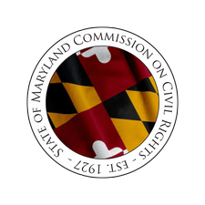 Maryland Commission on Civil Rights logo