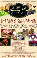 12th Annual Springfest Food and Wine Festival