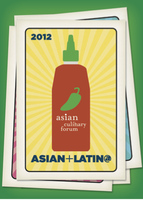 Chef Panel: Asian and Latin American Food in the Past,...