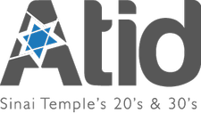 Atid - Sinai Temple's 20s & 30s logo