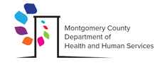 Montgomery County Department of Health and Human Services logo