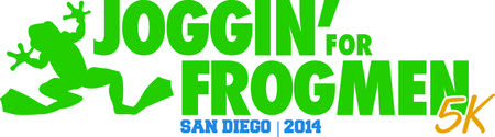 Joggin' for Frogmen San Diego 2014 - Virtual Racer