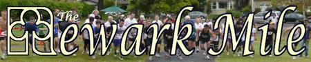 The Newark Mile 2014 (4k fun run and walk)