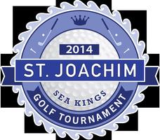 At the door sales of St. Joachim 2014 Golf Classic
