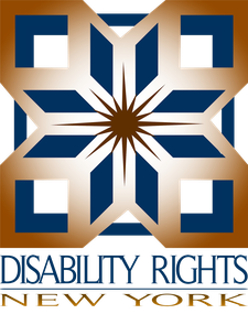 Disability Rights New York logo