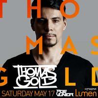 Lumen Entertainment Presents: Thomas Gold