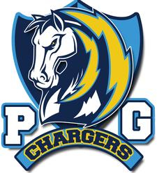 Prince George's Chargers Youth Athletic Association logo