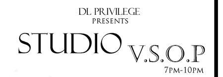 Studio V.S.O.P. - Jack Daniels Single Barrel sponsored...