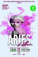 """""""Aries Affair"""" eSavoy Lounge Brooklyn + Ladies Free..."""