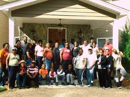 Family Thanksgiving Reunion 2012