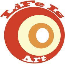 Life Is Art, Inc. logo