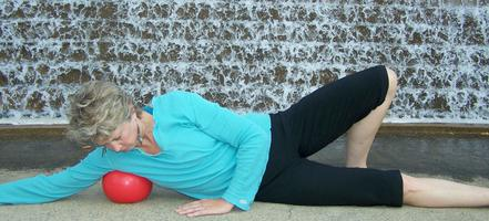 Yamuna Body Rolling Workshop: Save Your Shoulders Plus+