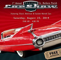 St. Barbara Classic Car Show