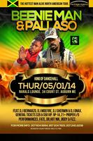 BEENIE MAN HOTTEST MAN ALIVE NORTH AMERICAN TOUR Ft PAL...