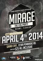 Mirage - The Fog Party
