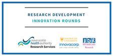 NSHA Research Development logo