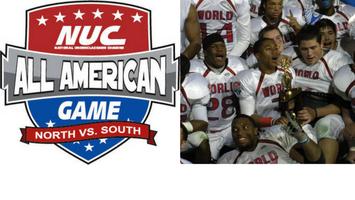 NUC All American Football Game Week December 27th-30th 2019 Panama City Beach, FL Player Registration