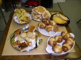 Bread Baking Made Easy!- Sat, 4/5/14- 10am-1pm