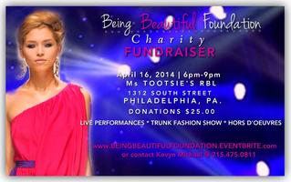 BEING BEAUTIFUL FOUNDATION CHARITY FUNDRAISER