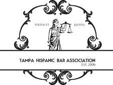 Victoria Cruz-Garcia for the Tampa Hispanic Bar Association logo