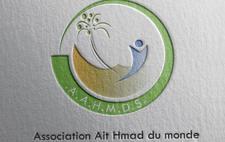 L' association AIT HMAD du monde logo