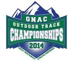 2014 GNAC Outdoor Track and Field Championships