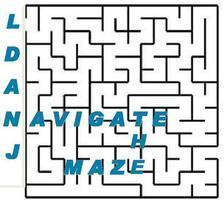 Saturday Institute-Navigate the Maze