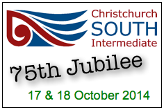 Christchurch South Intermediate School 75th Jubilee