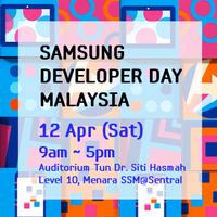 Samsung Developer Day 2014
