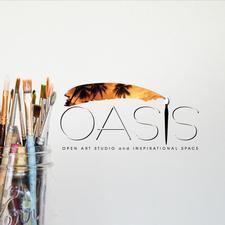 OASIS - Open Art Studio & Inspirational Space logo