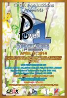POWER OF ONE CONCERT SERIES 3rd THURSDAY'S - ATLANTA