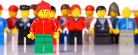 Workshop découverte LEGO® SeriousPlay™