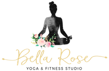 Bella Rose Yoga and Fitness Studio logo